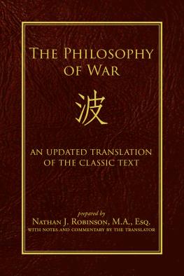 philosophyofwar